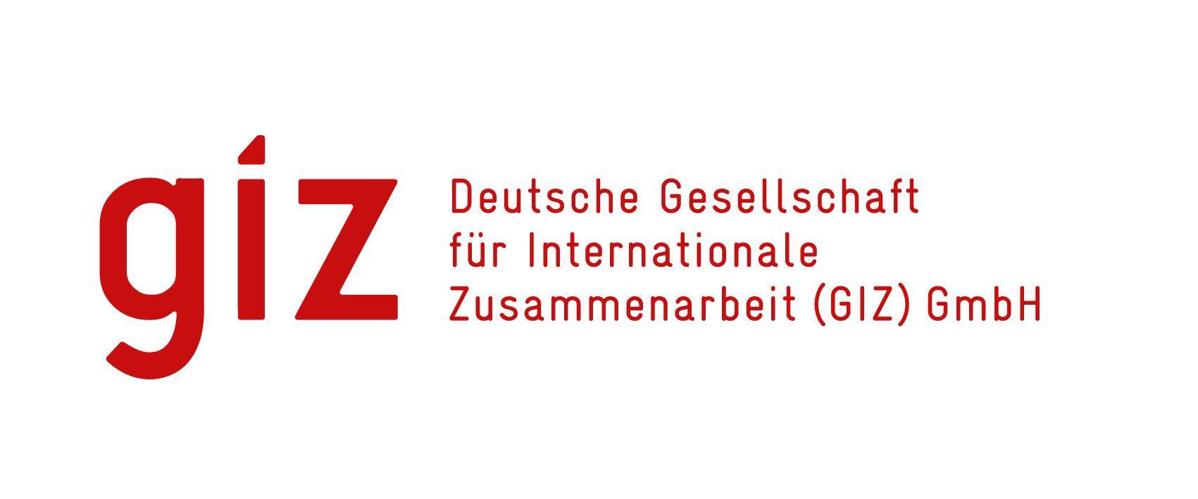 Deutsche Gesellschaft für Internationale Zusammenarbeit – GIZ