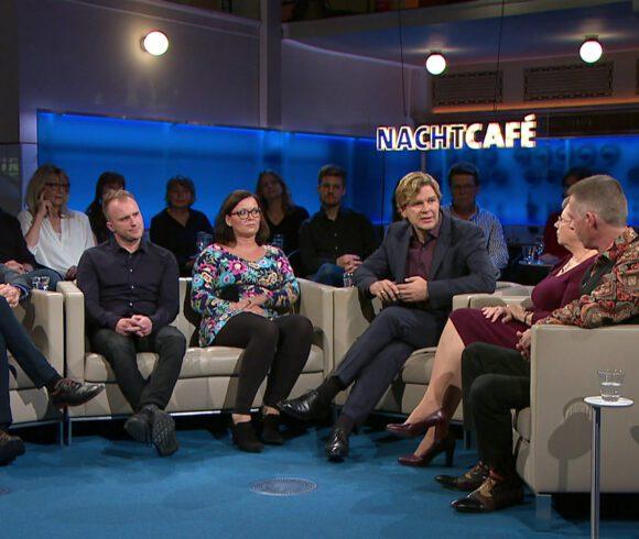 Juliane Diller bei Nachtcafé: Quälende Ungewissheit