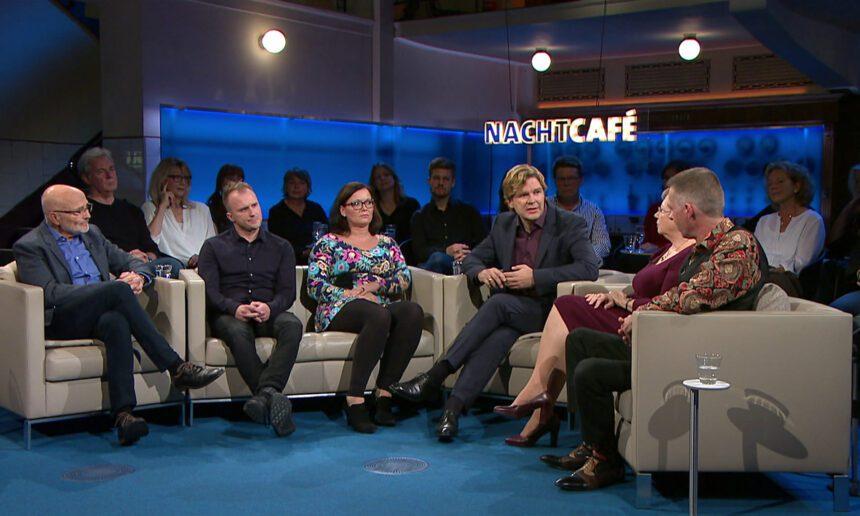 Juliana Diller bei Nachtcafé: Quälende Ungewissheit