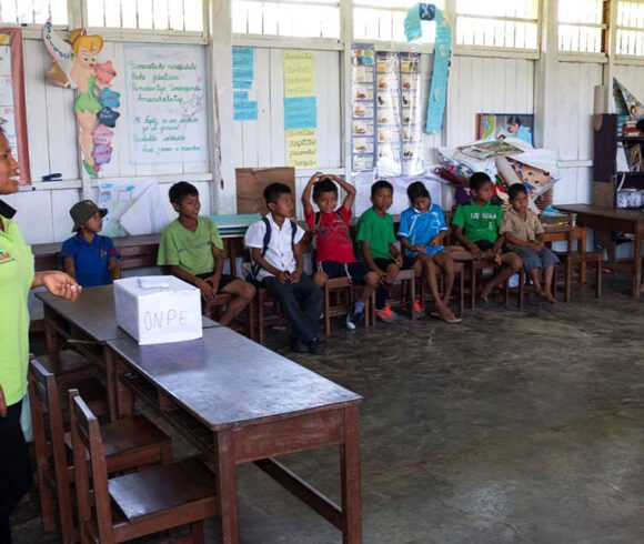 Escuela de Pampas Verde